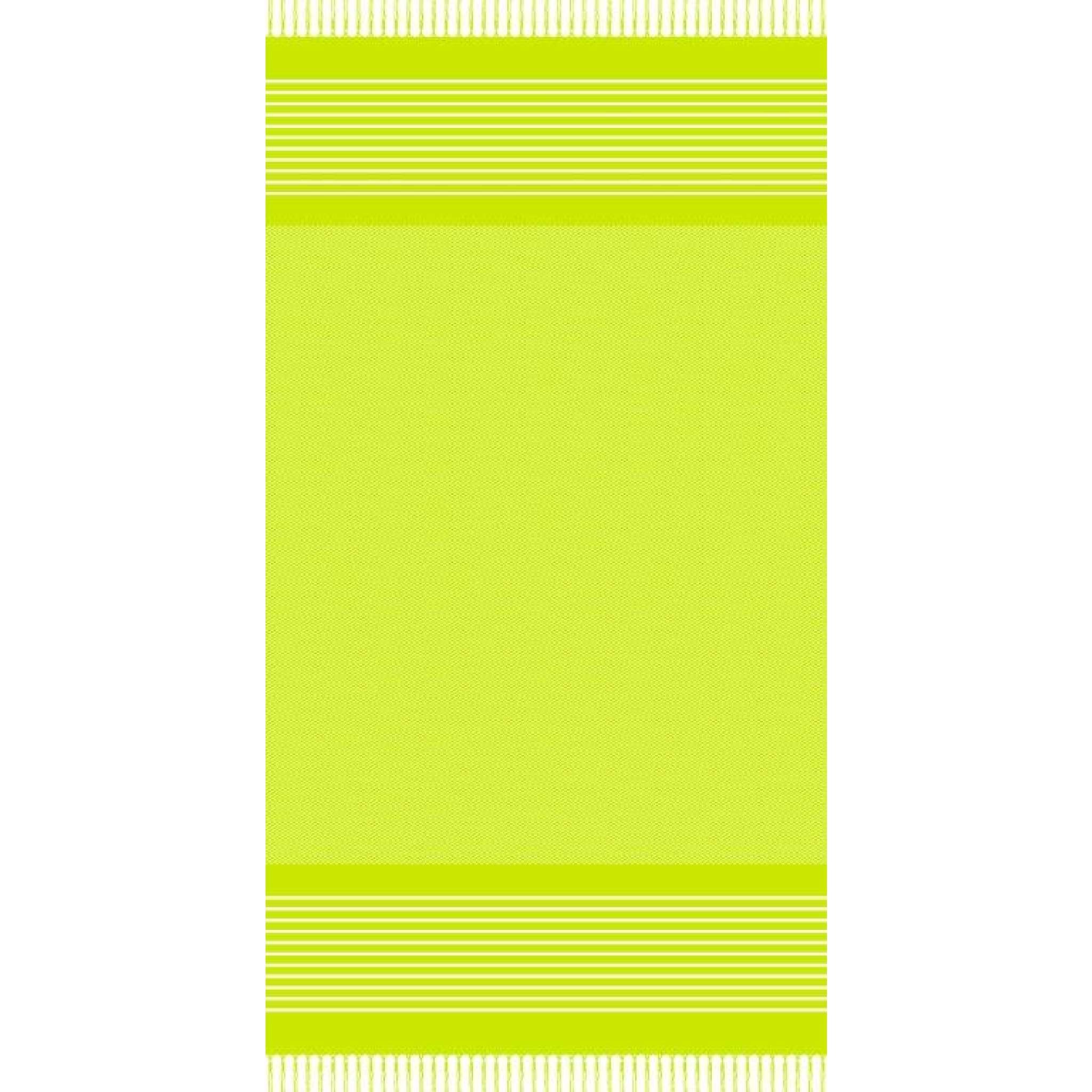 Strandlakan med fransar, Lime