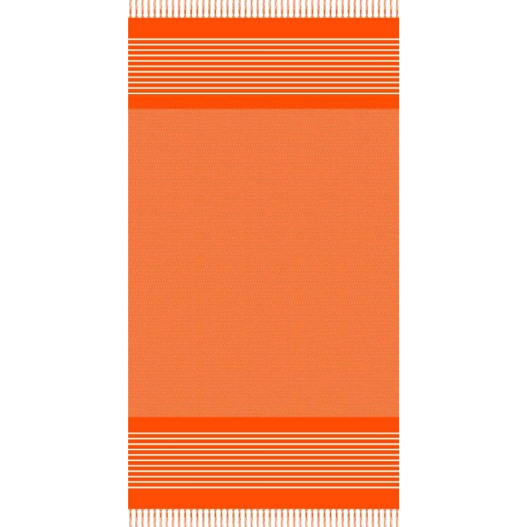 Strandlakan med fransar, Orange