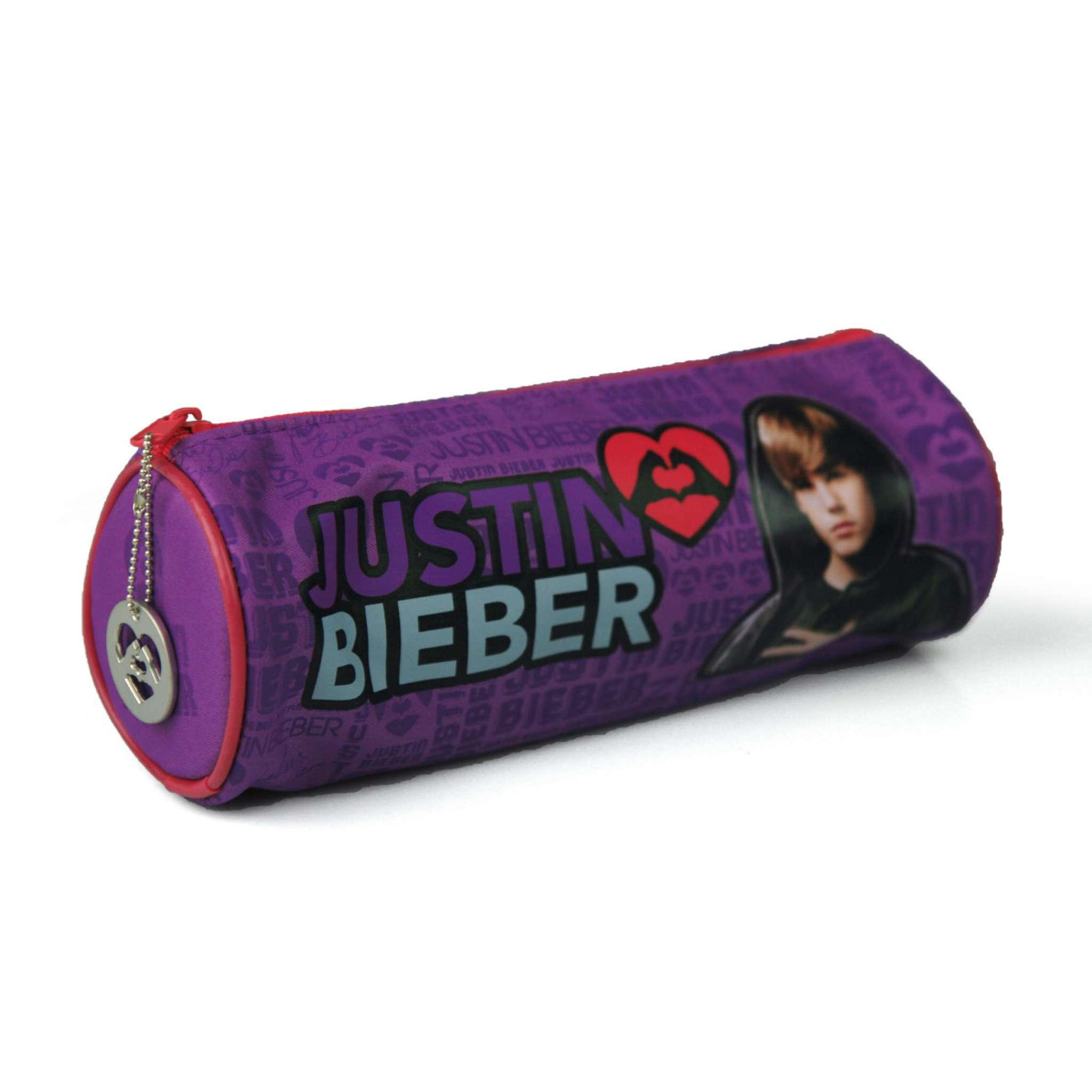 Justin Bieber Runt Pennskrin