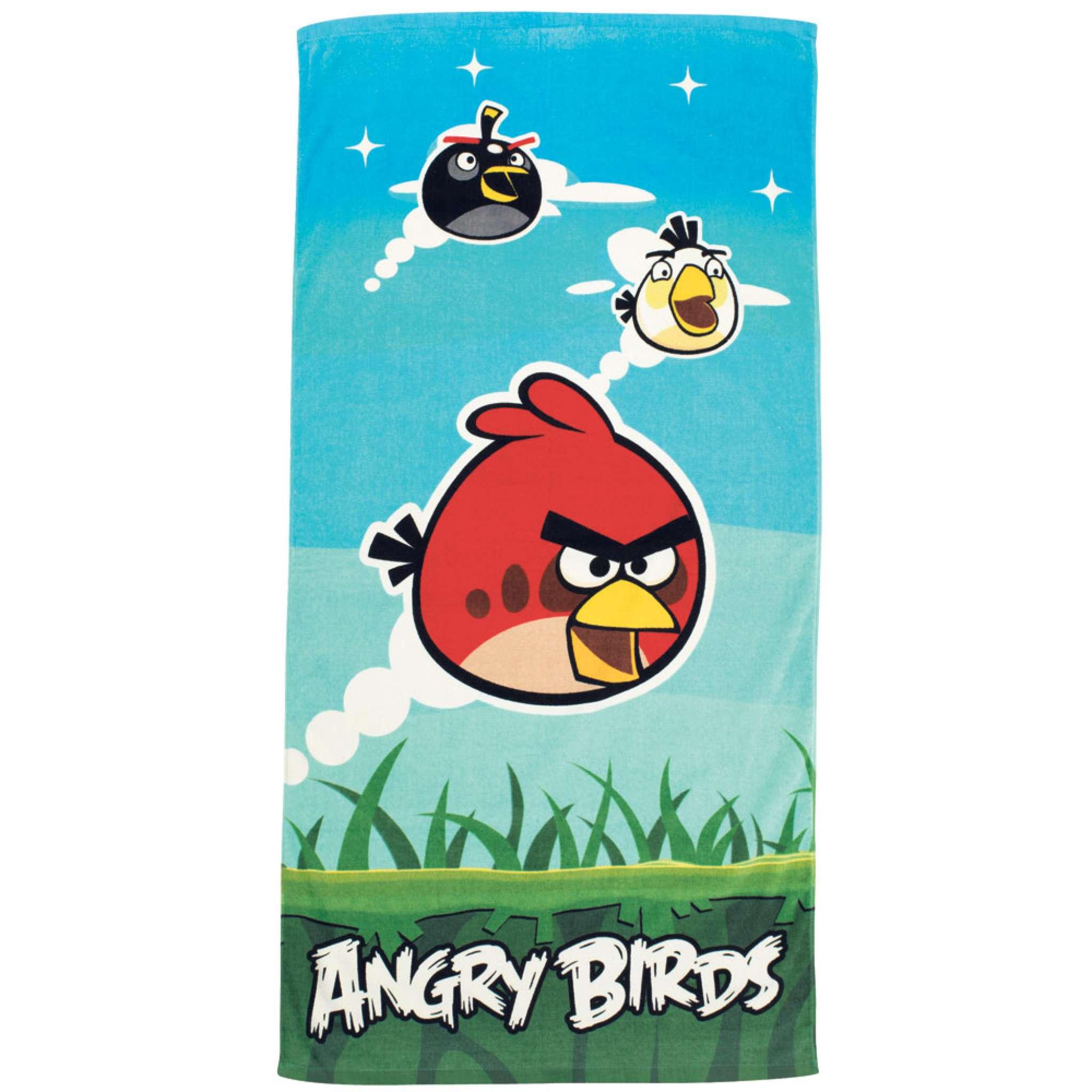 Angry Birds Badhandduk