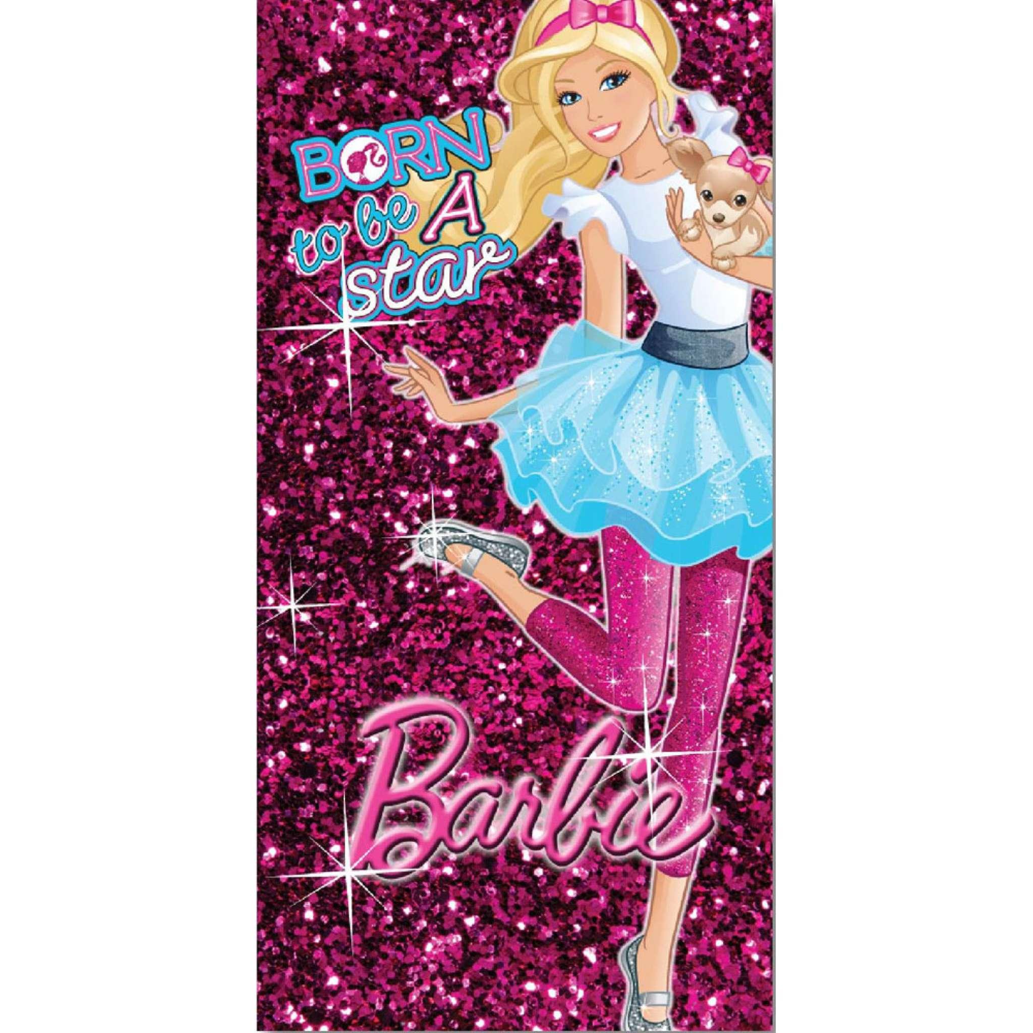 Barbie Badhandduk