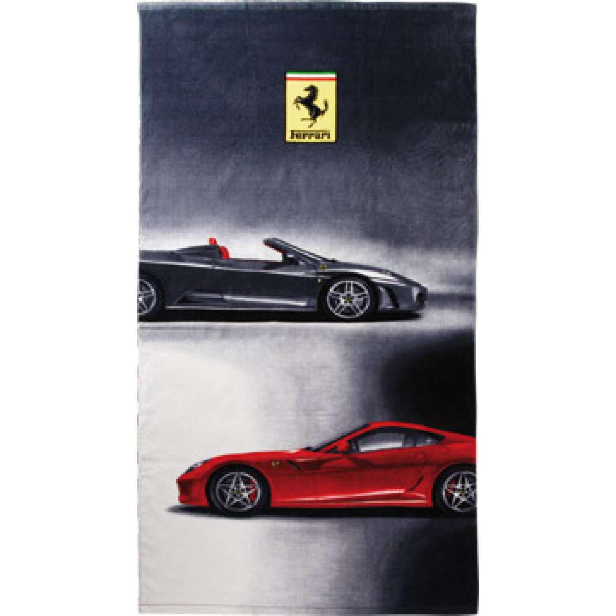 Badhandduk Ferrari