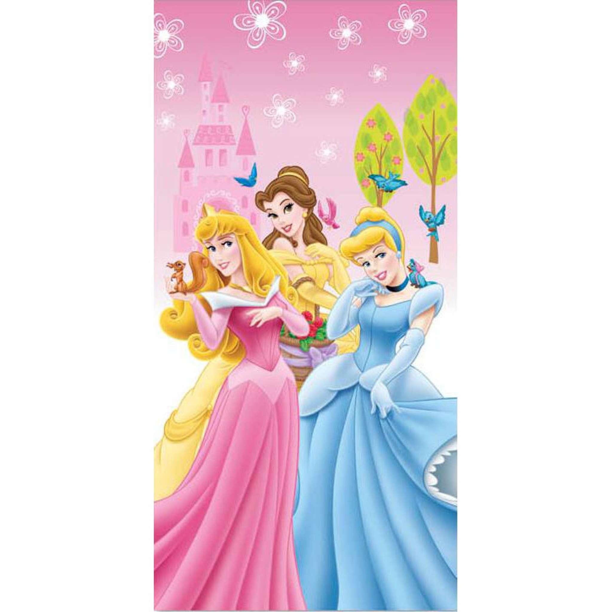 Disney Princessor Badhandduk