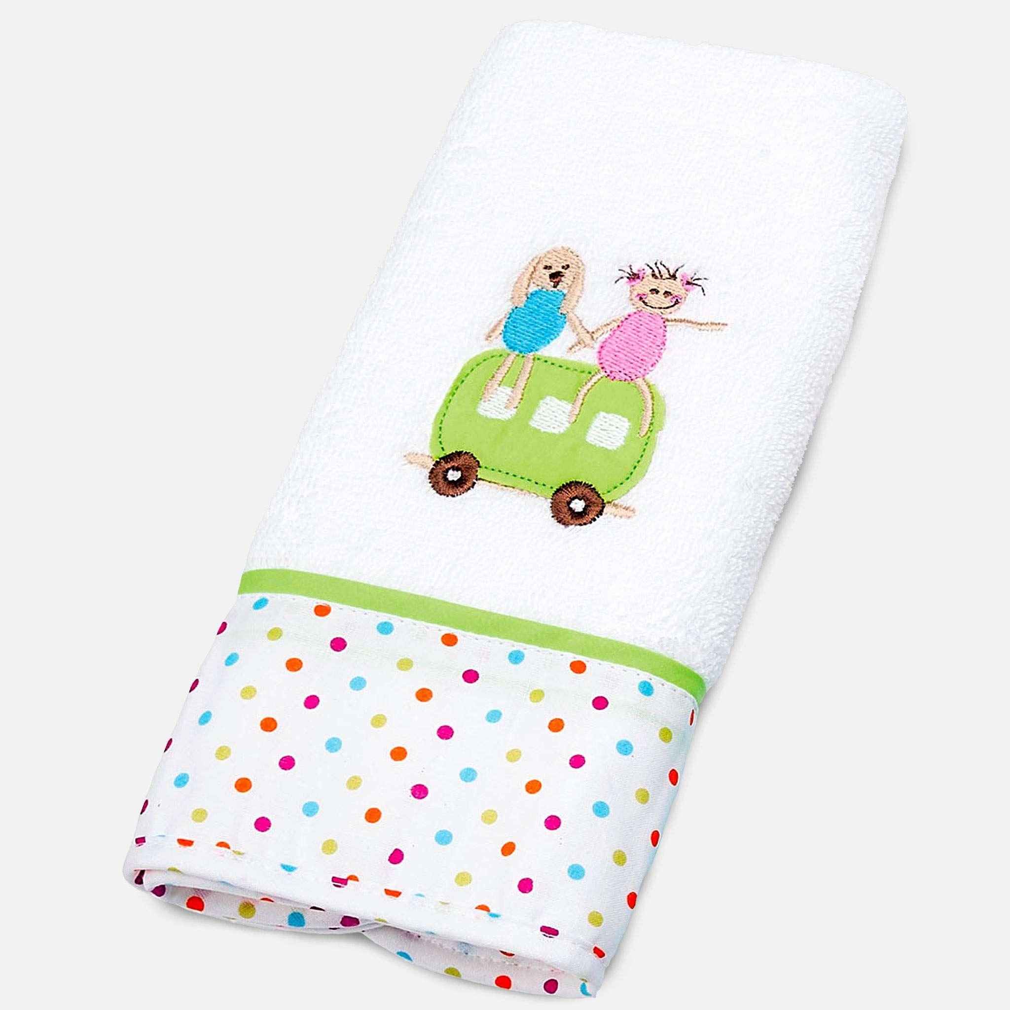 Bear Toys handduk 30x50 cm