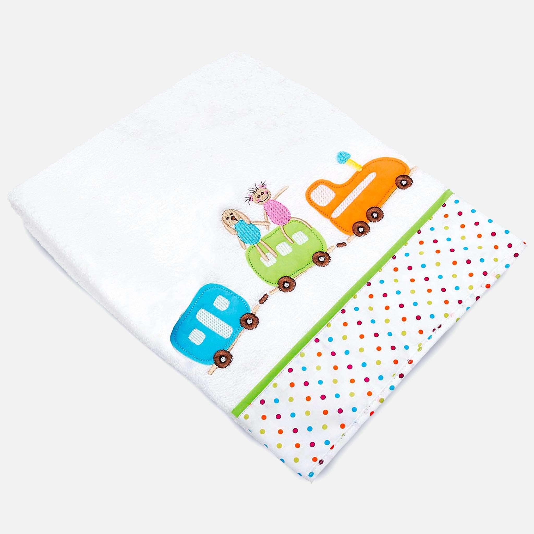 Bear Toys handduk 50x100 cm