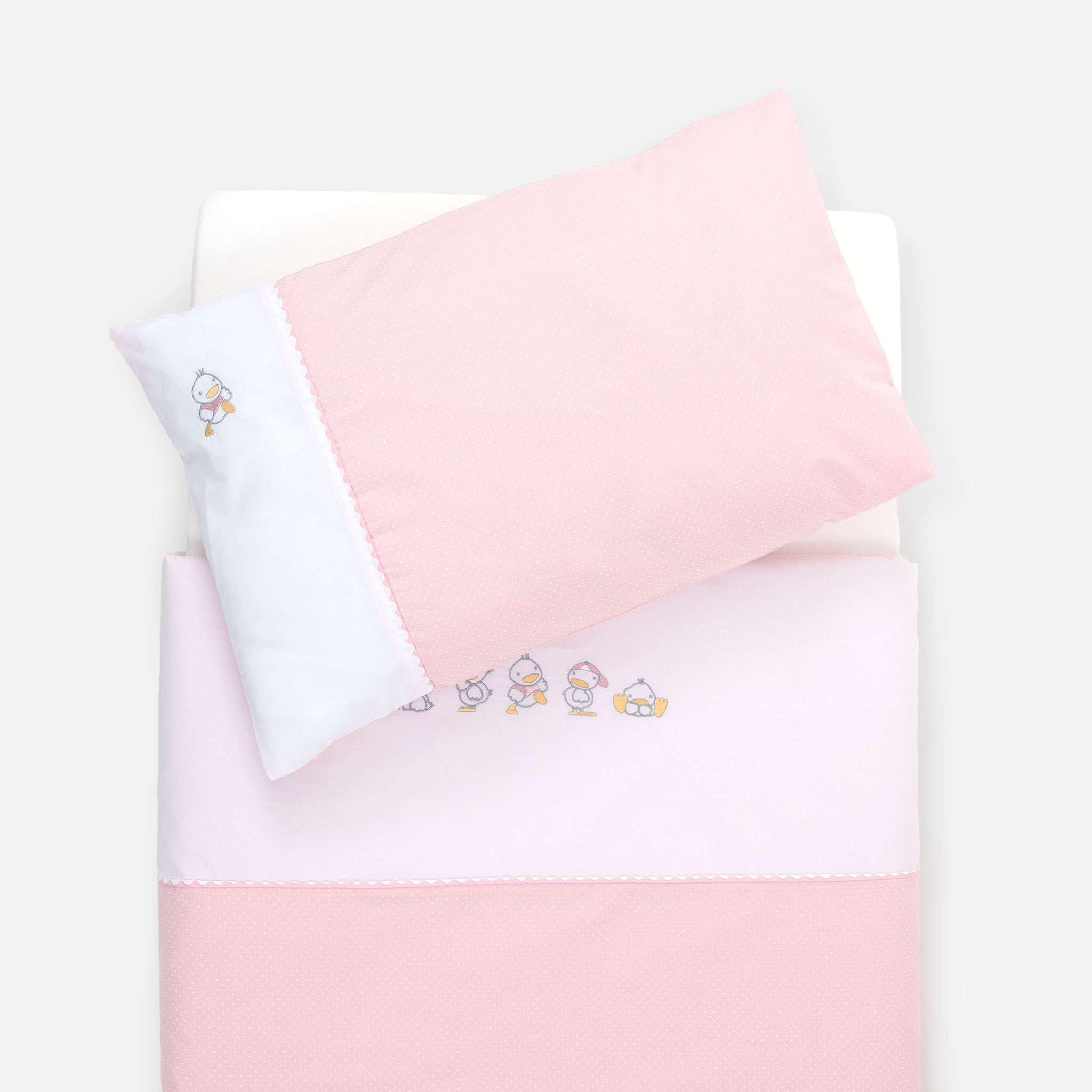 Ducks Pink Sängset