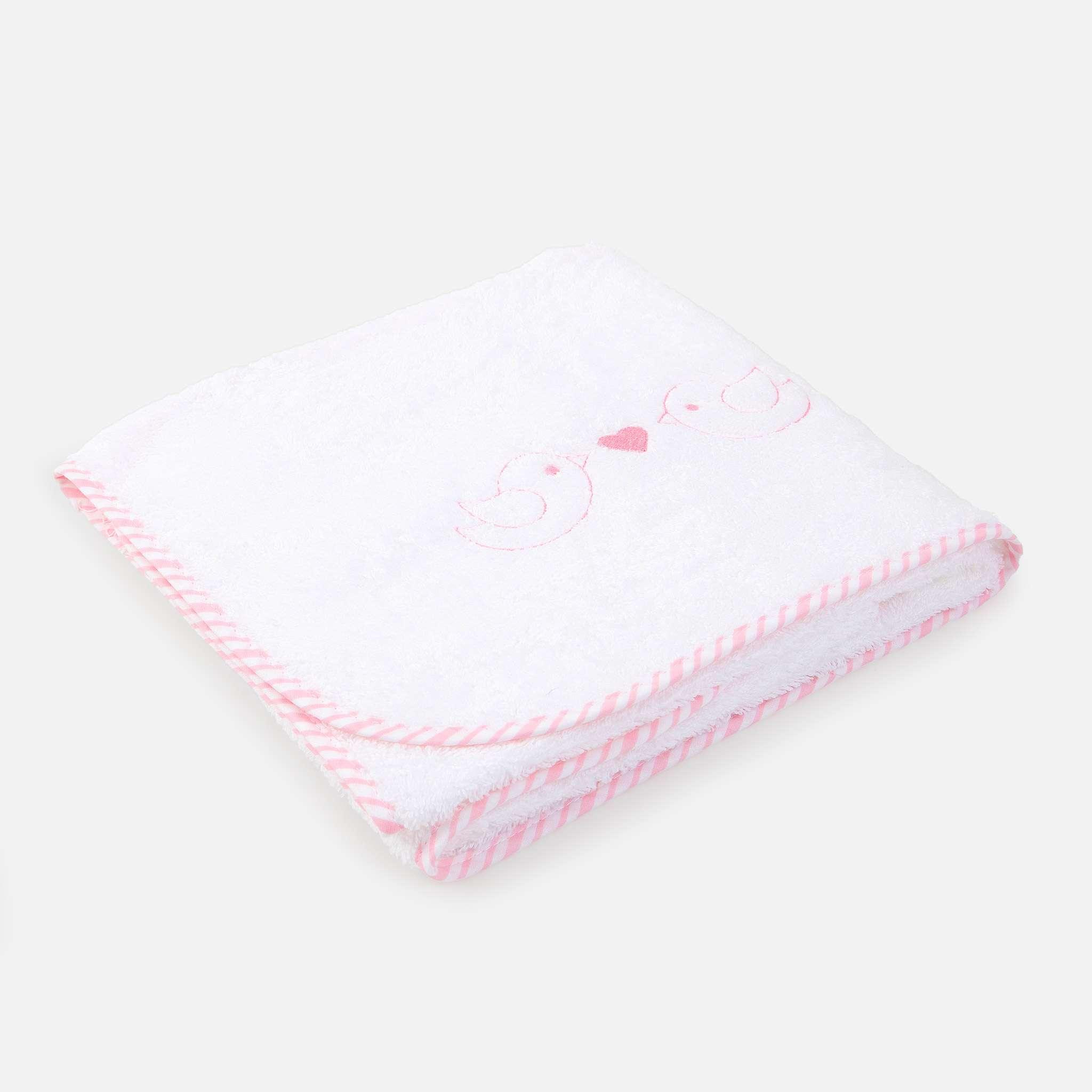 Ballon Pink handduk 72x72 cm