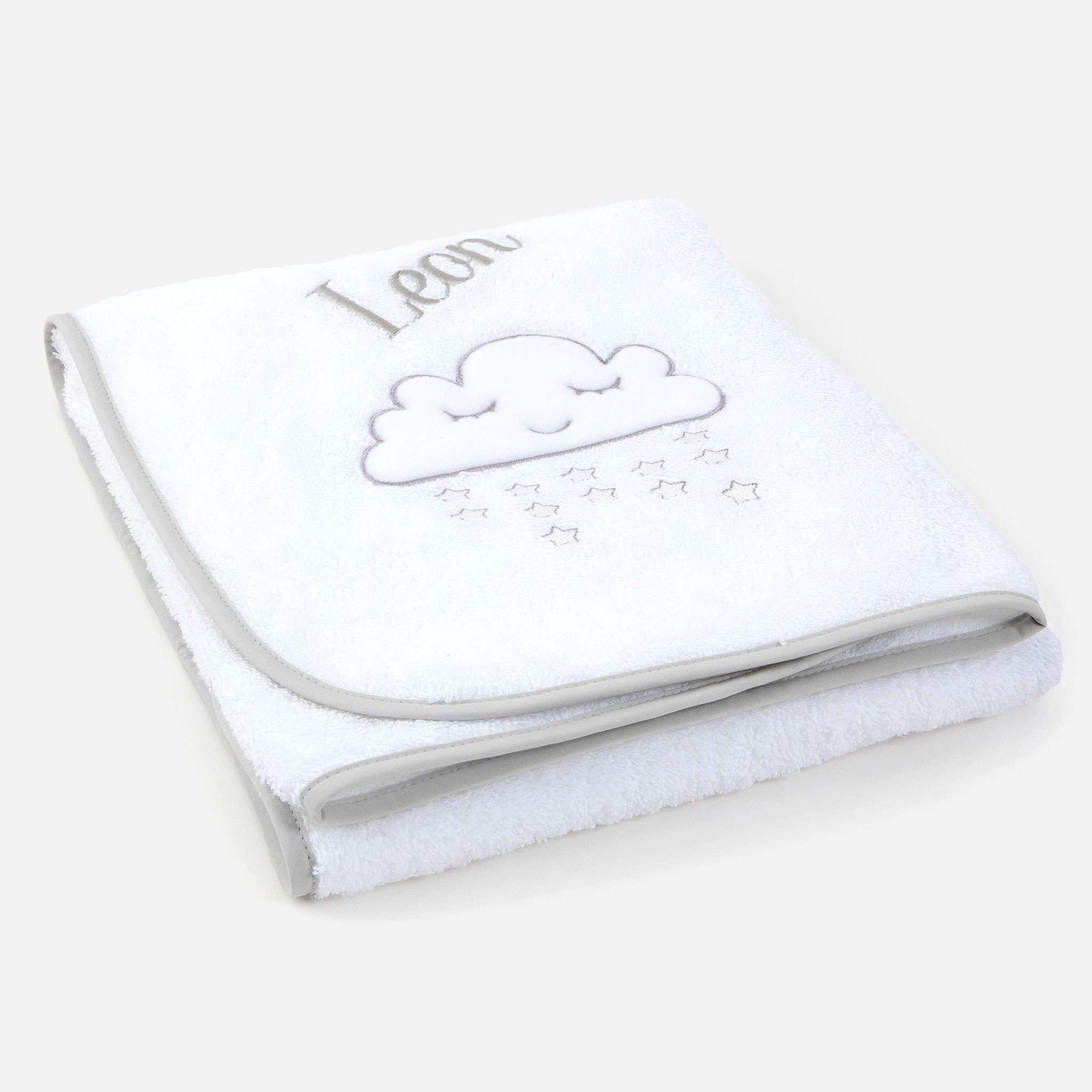 Clouds handduk 72x72 cm