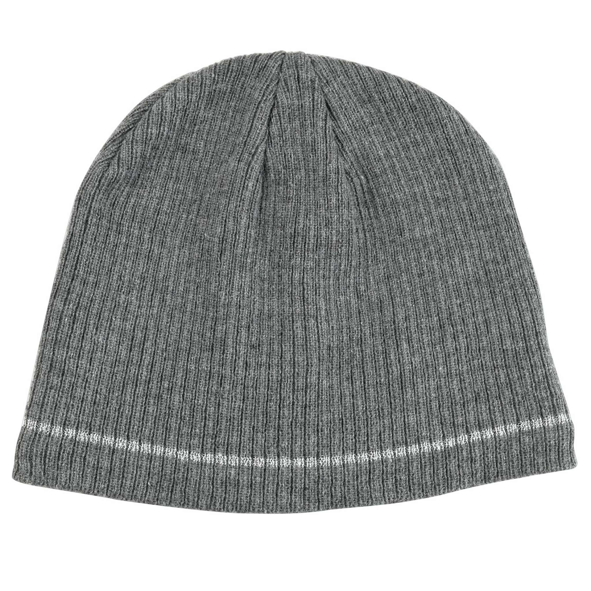 Double layer reflective hat