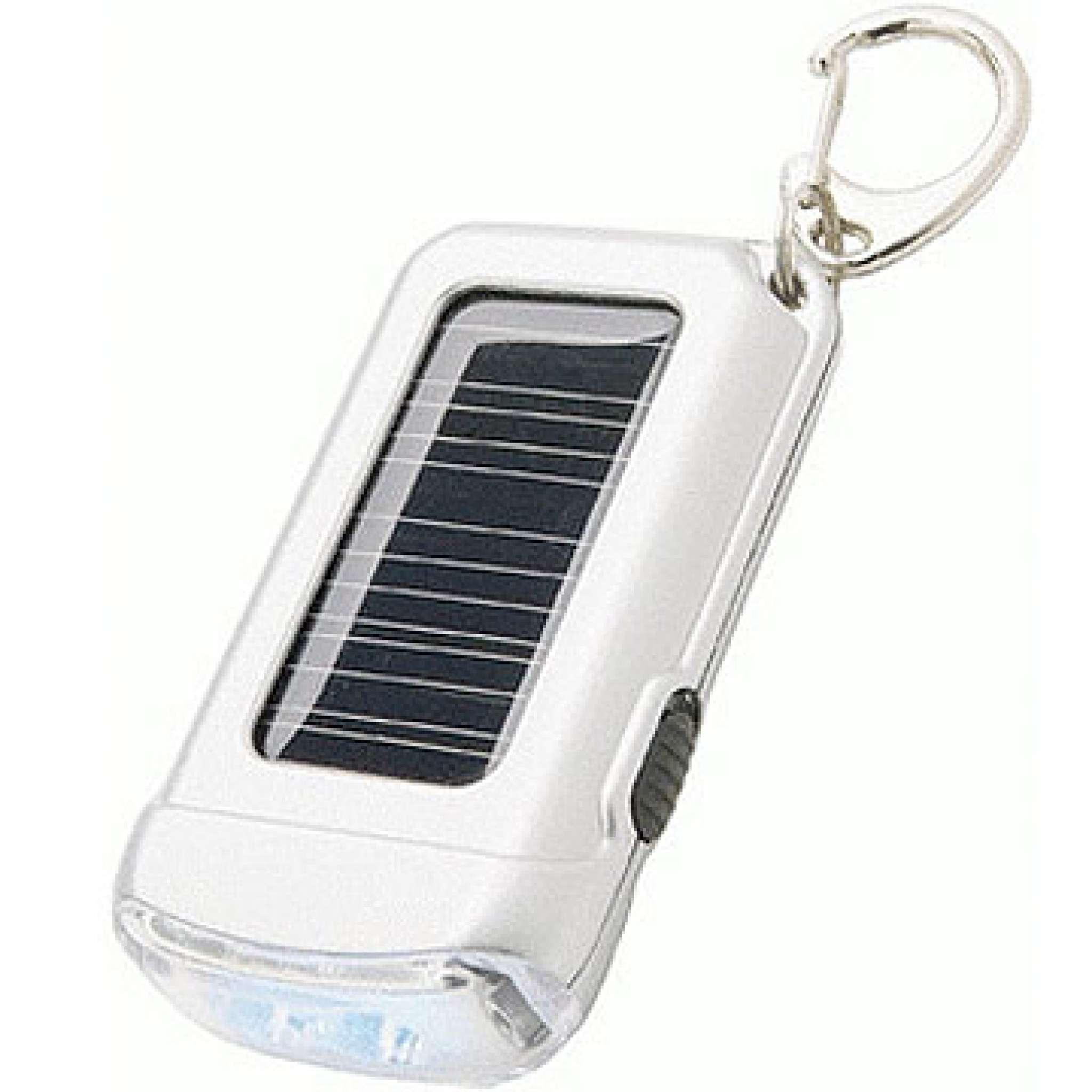 Nyckelringlampa med solceller