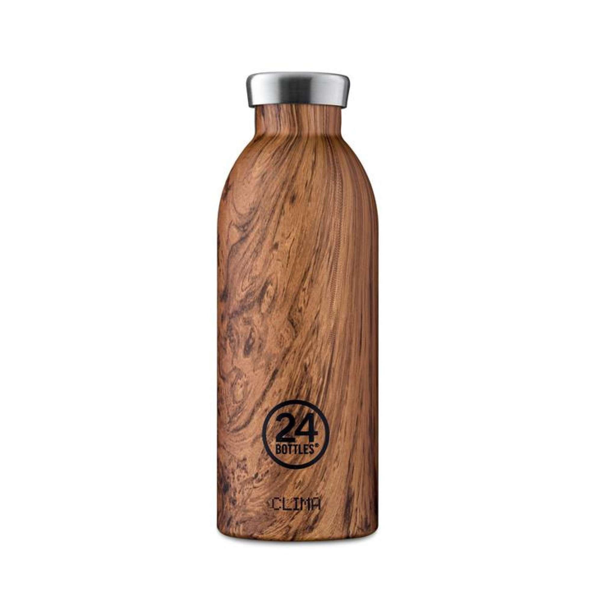 Clima 24Bottles 500 ml Sequoia Wood