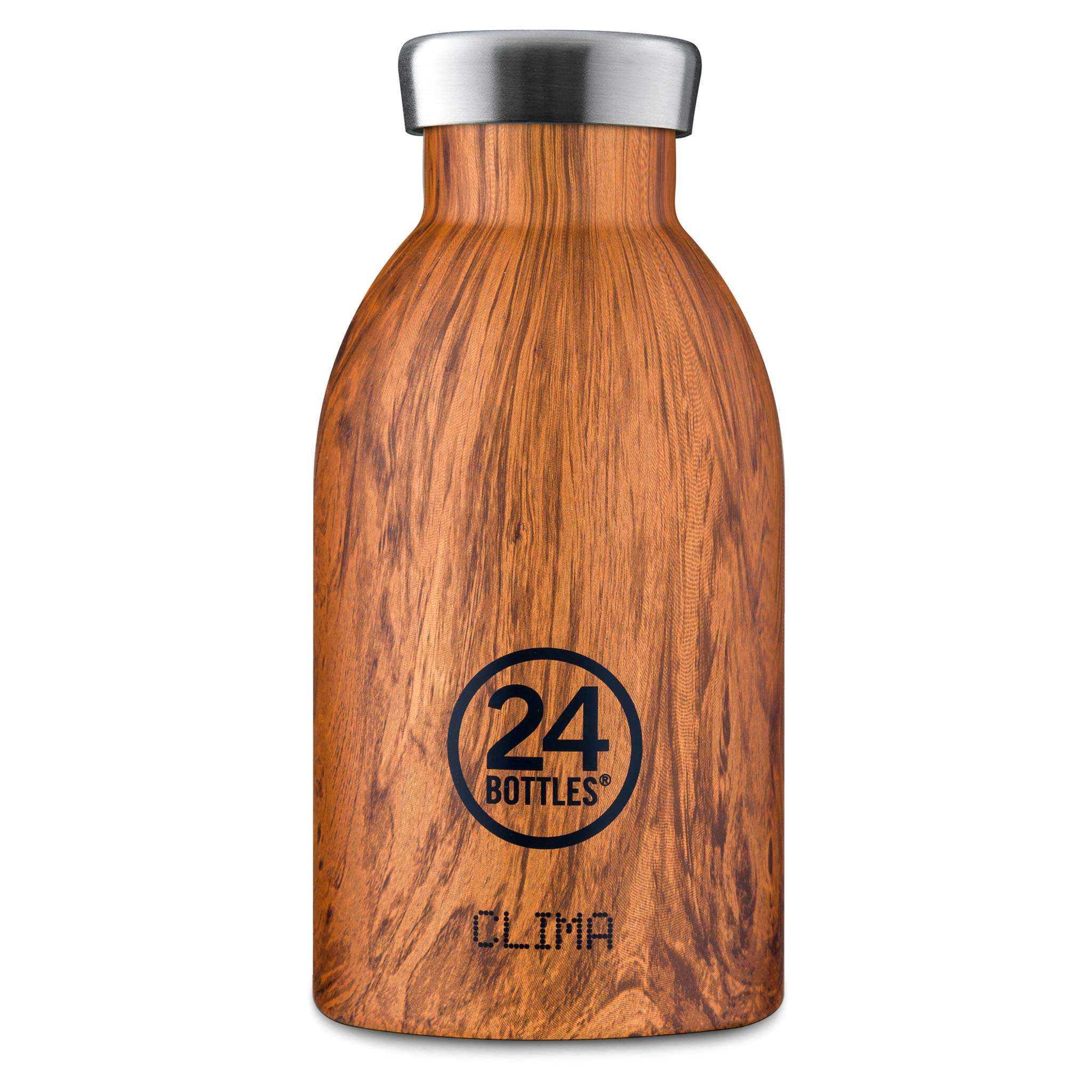 Clima 24Bottles 330 ml Sequoia Wood