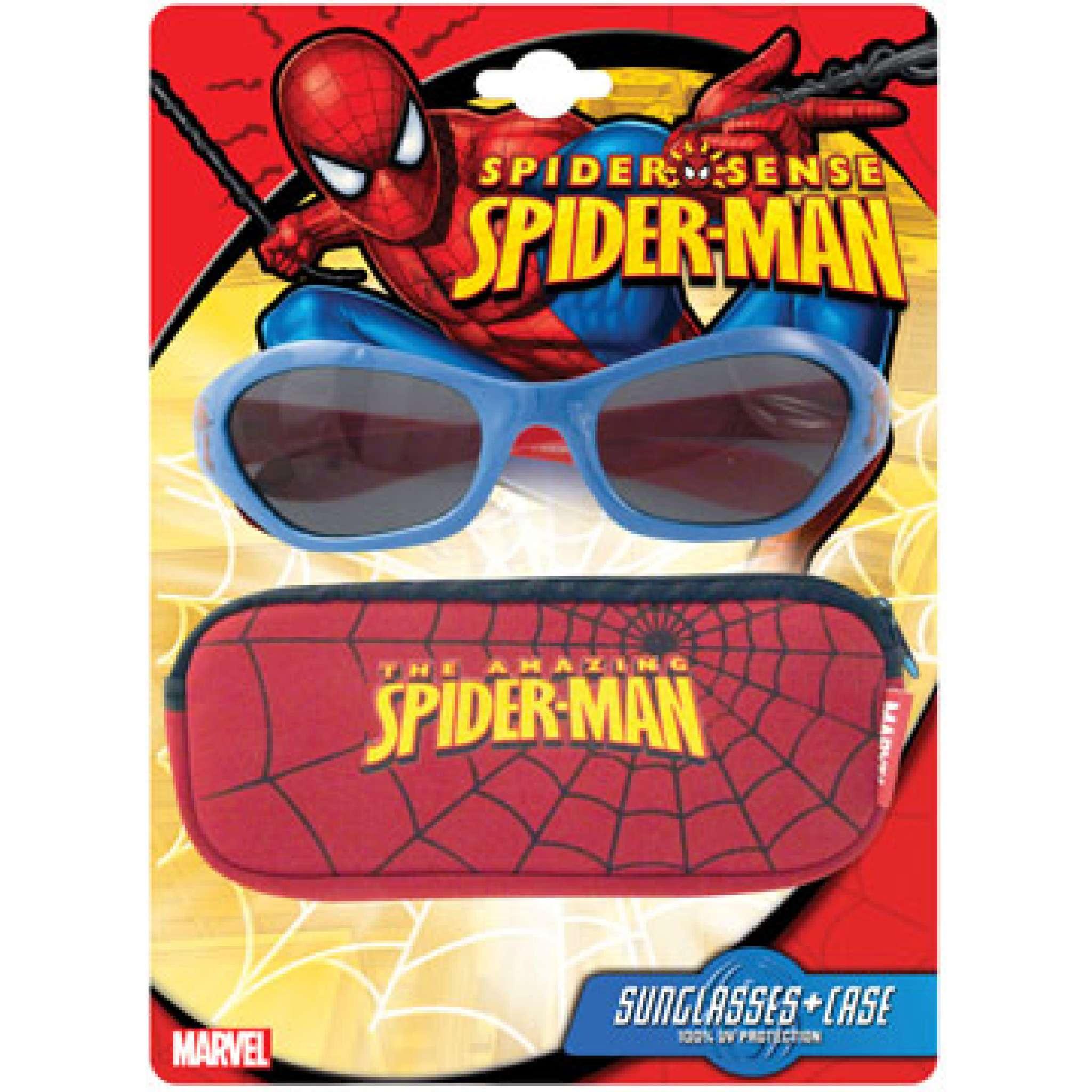 Spiderman solglasögon