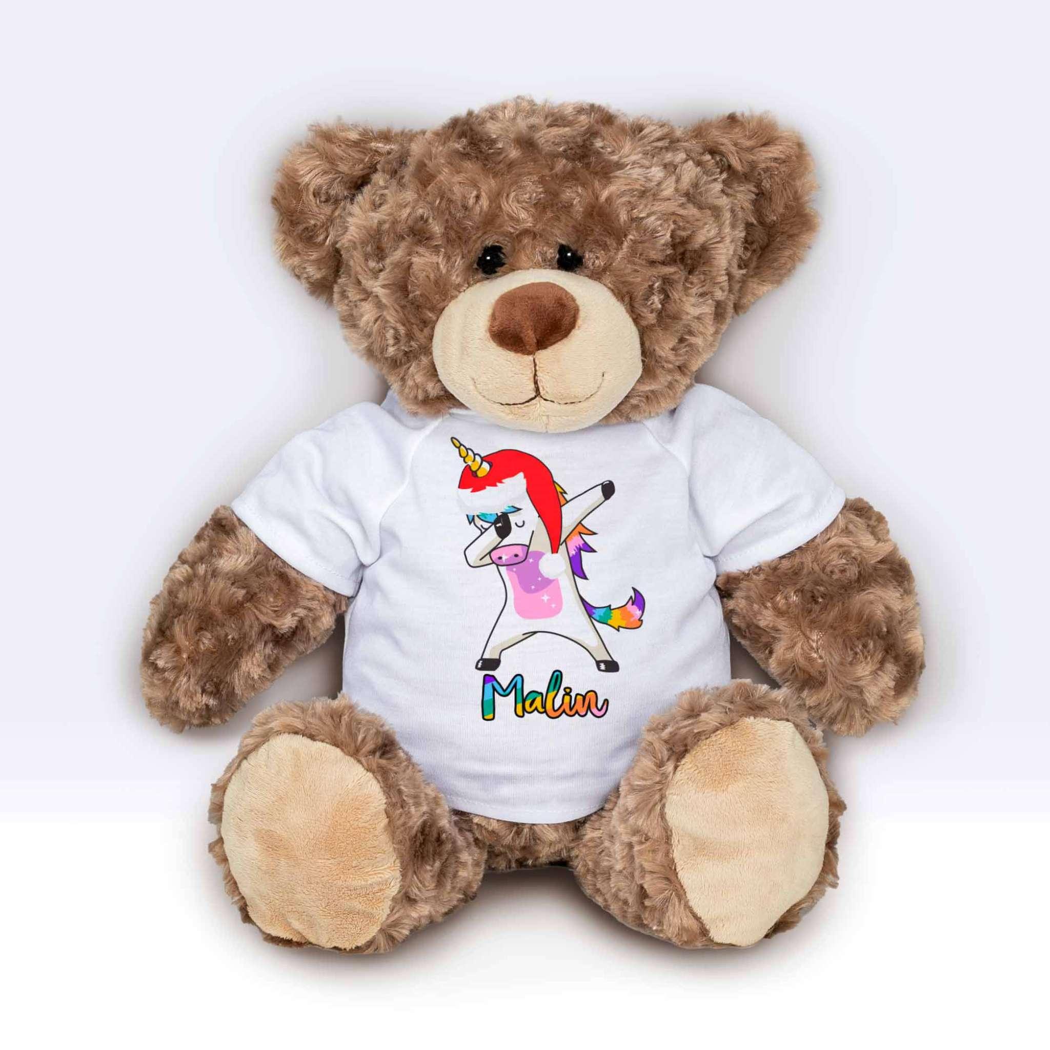 Teddy T-shirt Enhörning