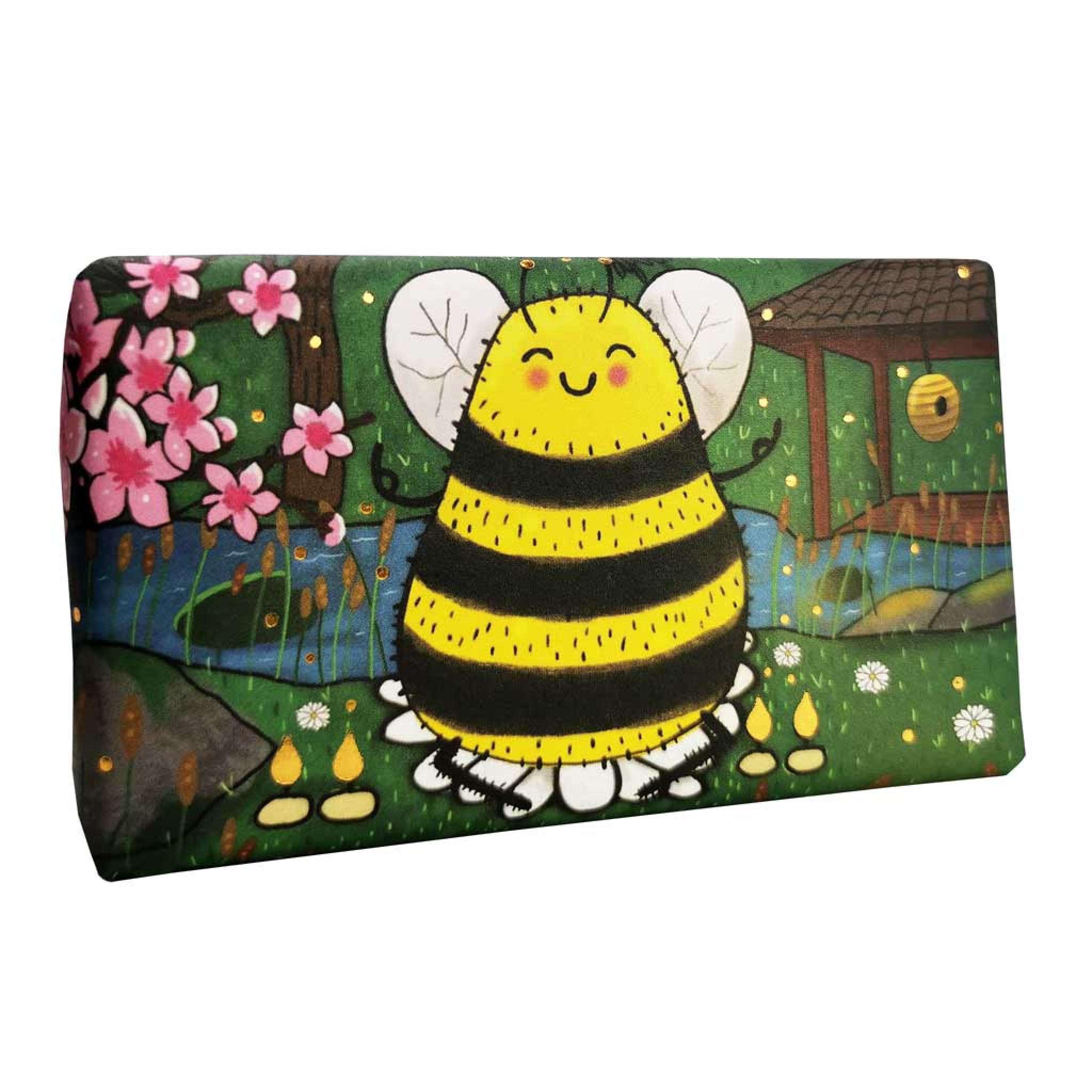 Bees Wonderful Animals tvål