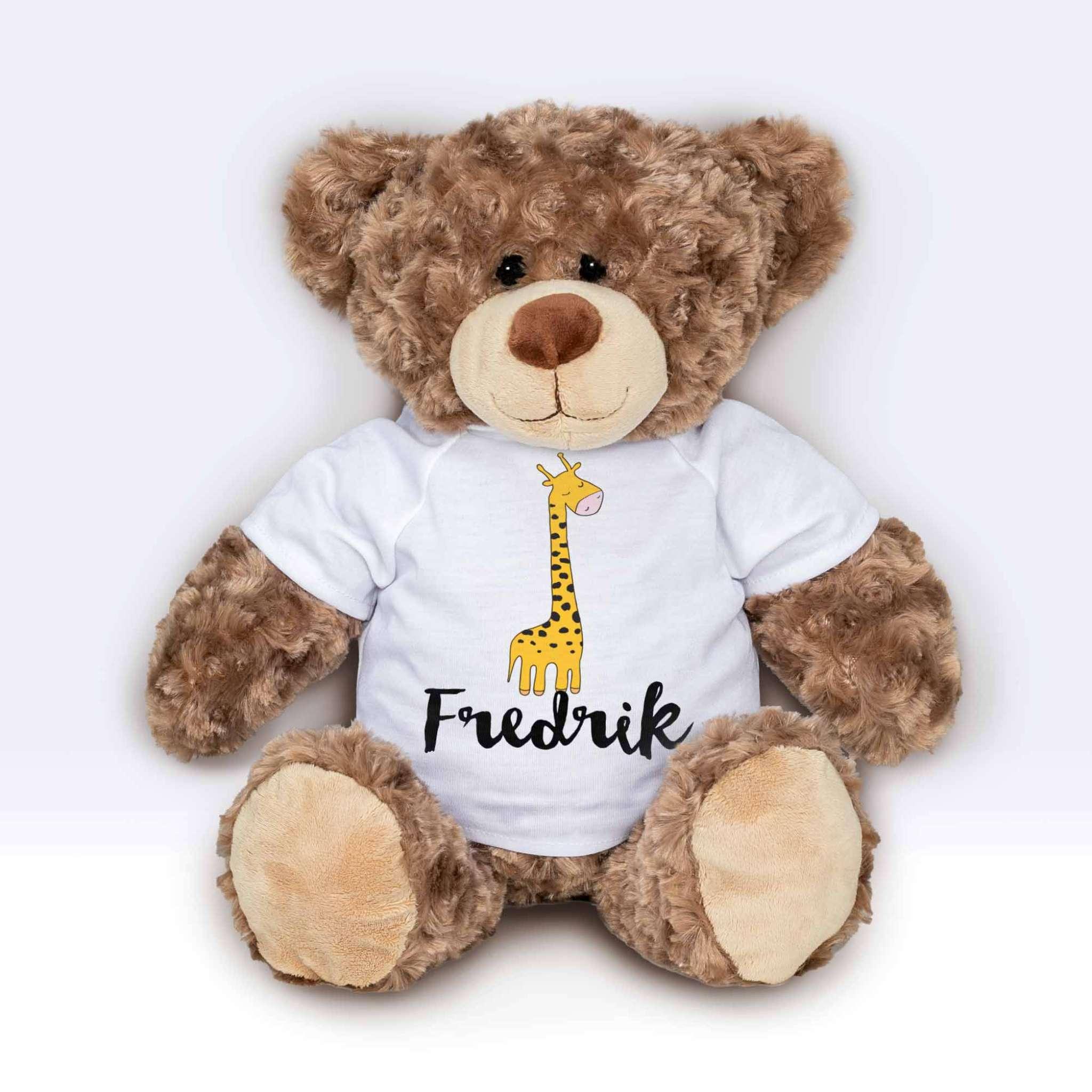 Teddy T-shirt Giraff