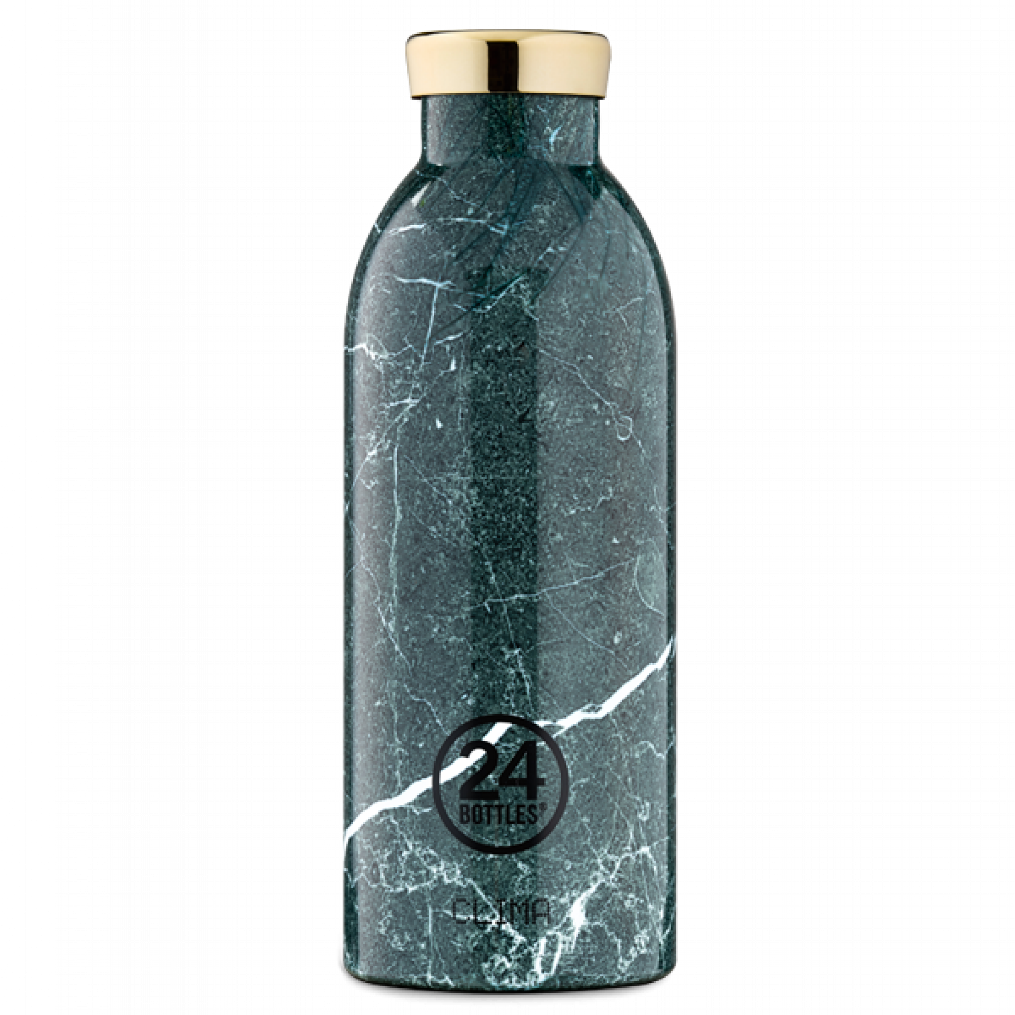 Clima 24Bottles 500 ml Green Marble