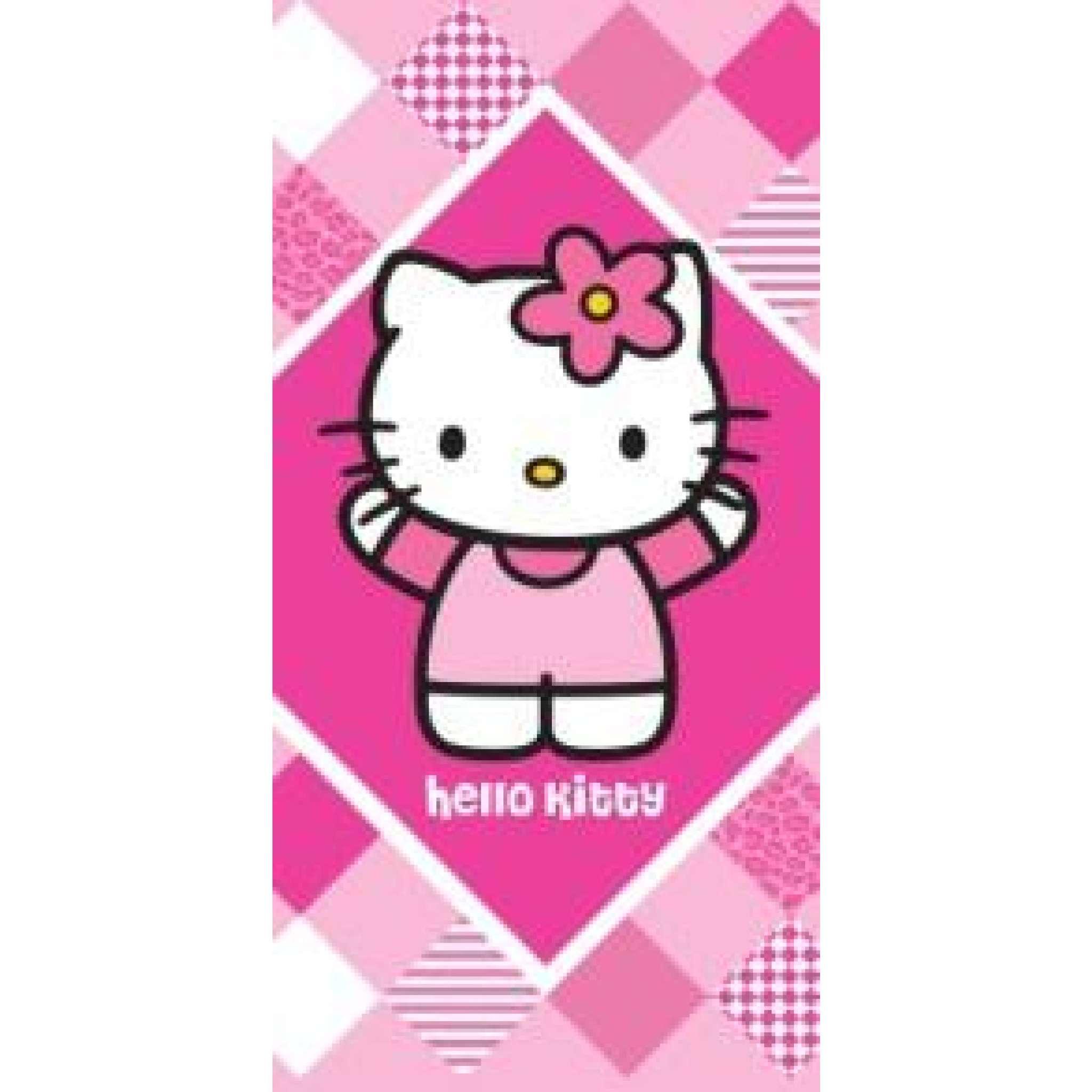 Hello Kitty Badhandduk