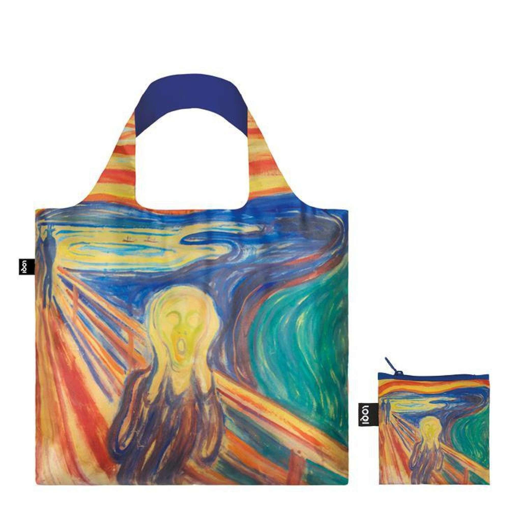Shoppingbag, Edvard Munch Skriket