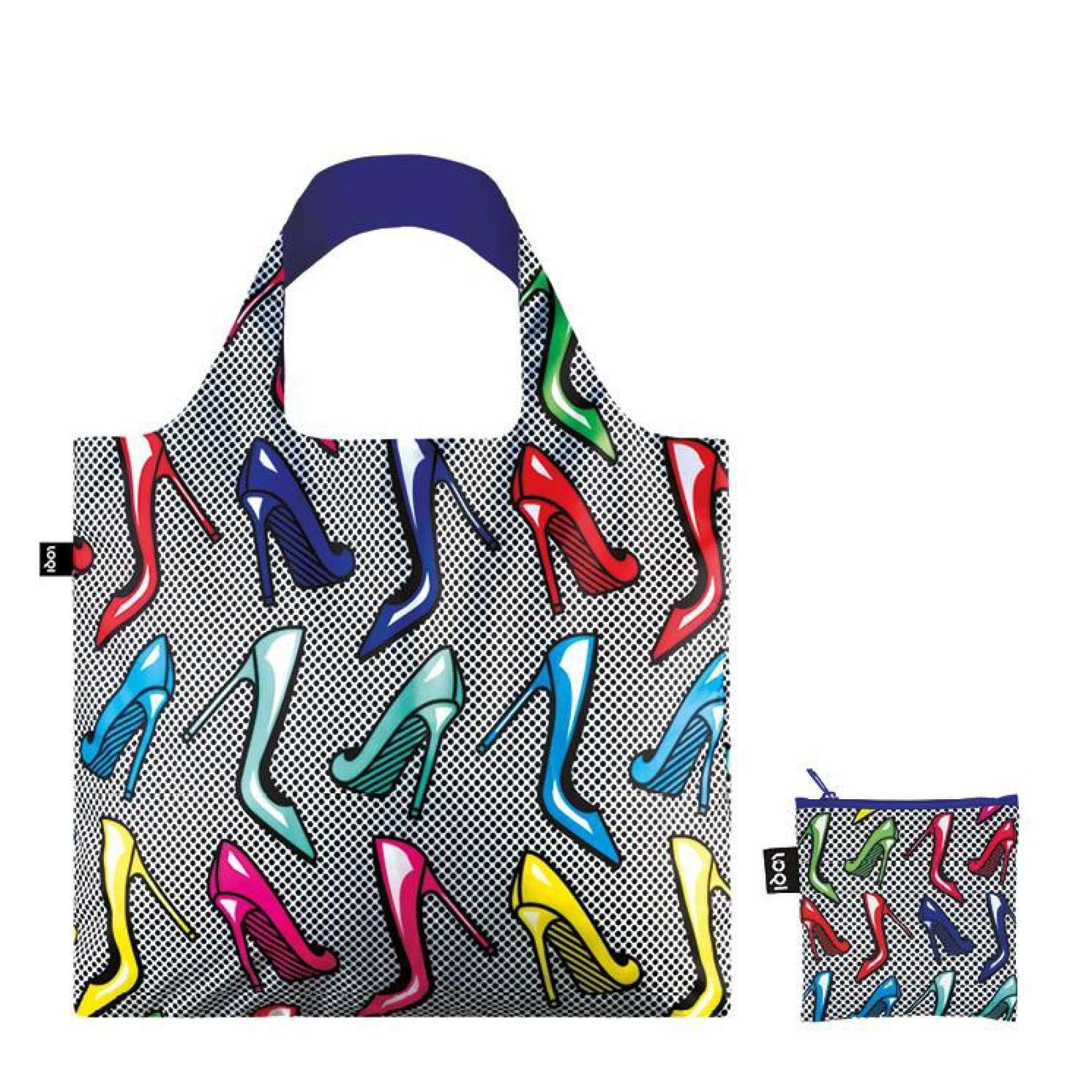 Shoppingbag, POP High Heels