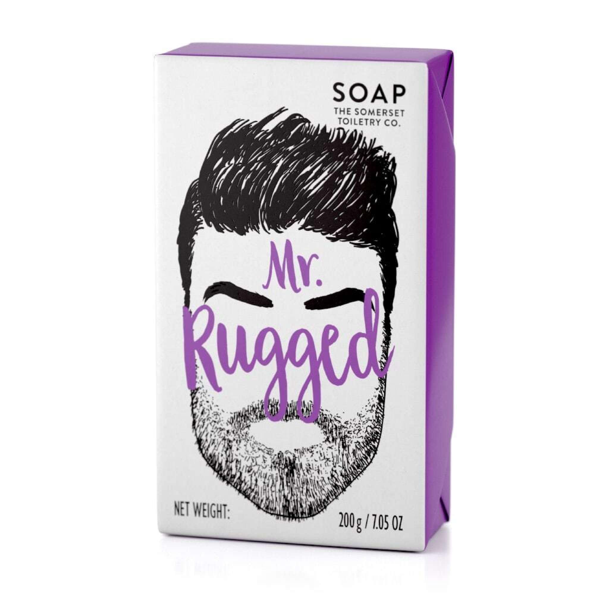 Mr Rugged tvål