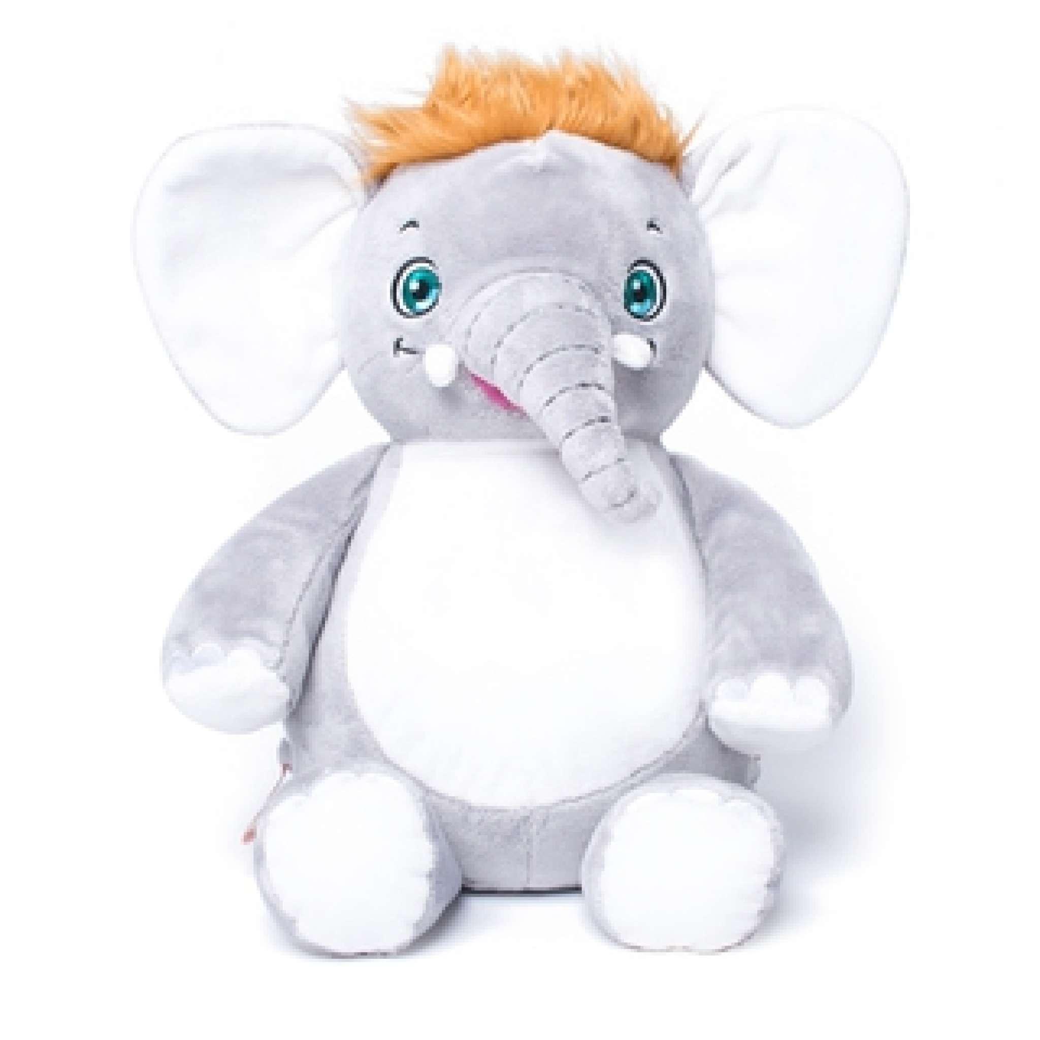 Cubbies Elefant Signatur