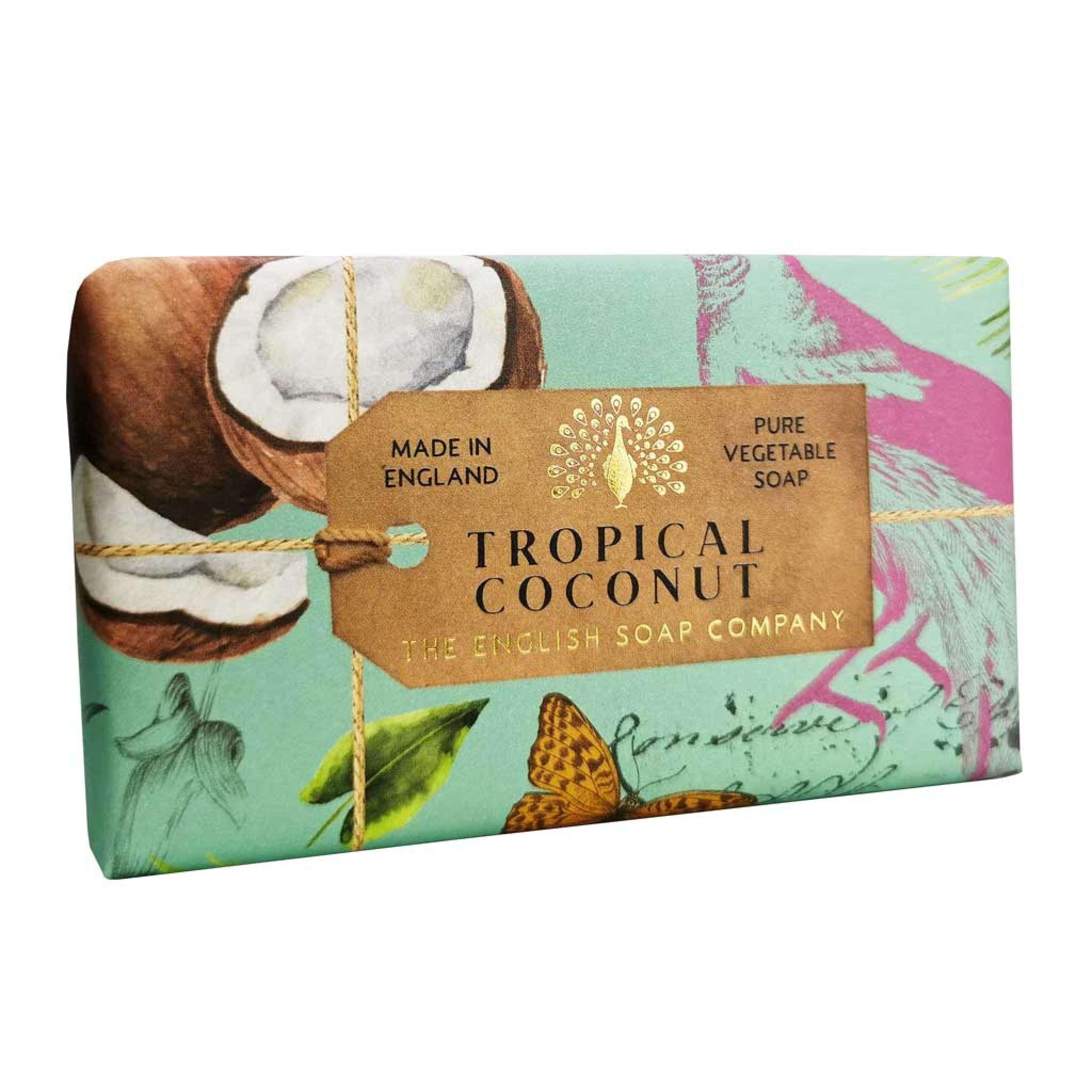 Tropical Coconut Anniversary tvål