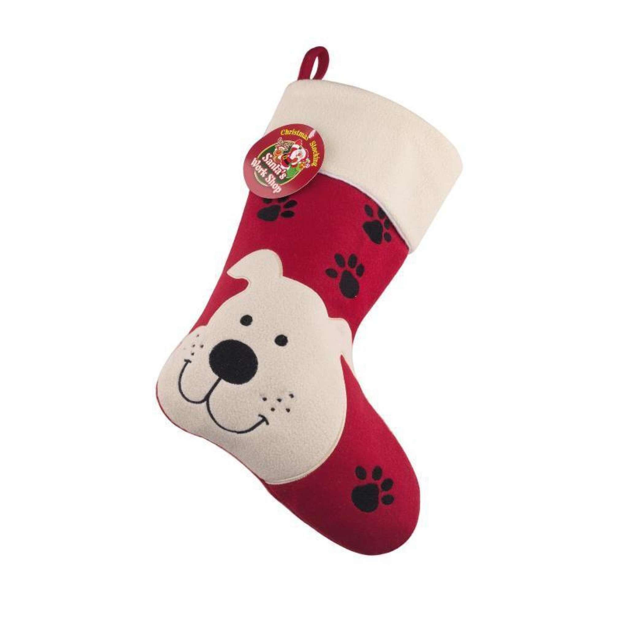 Julstrumpa Premium, Hund
