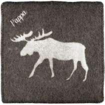 Varmt och skönt sittunderlag från Tinde i 100% tovad ull.