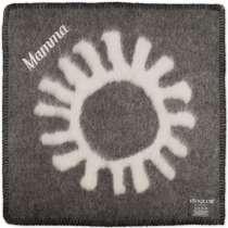 Varmt och skönt sittunderlag från Vingtor i 100% tovad ull.
