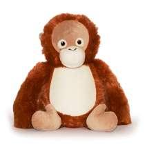 Jättegullig Orangutang
