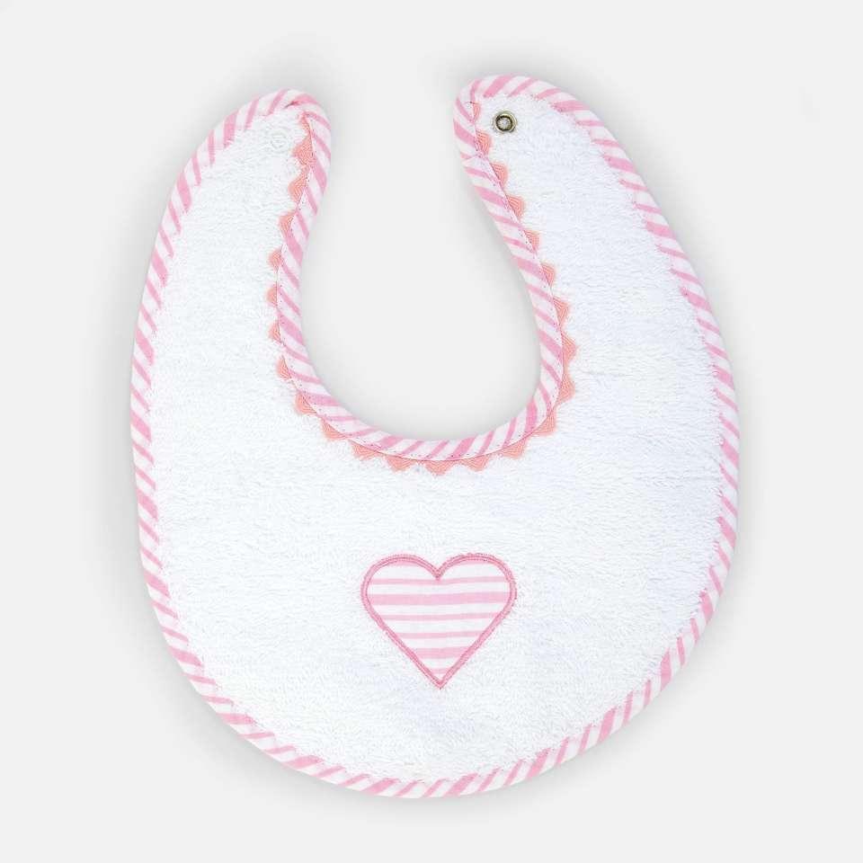 Ballon Pink Haklapp liten