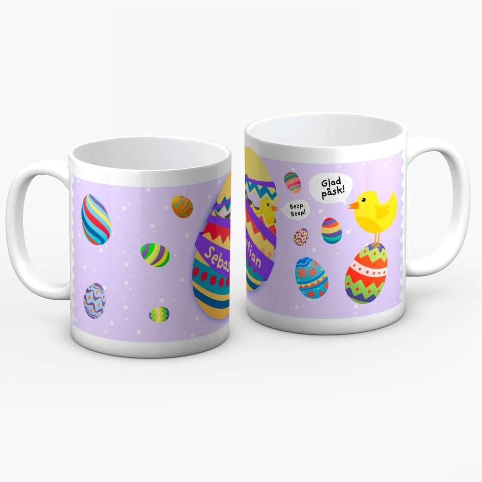 Kaffekopp, Påskkopp