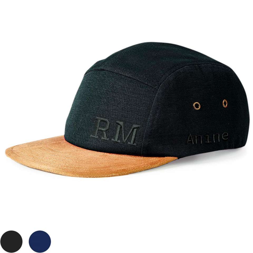 5-panel Suede Camp Keps