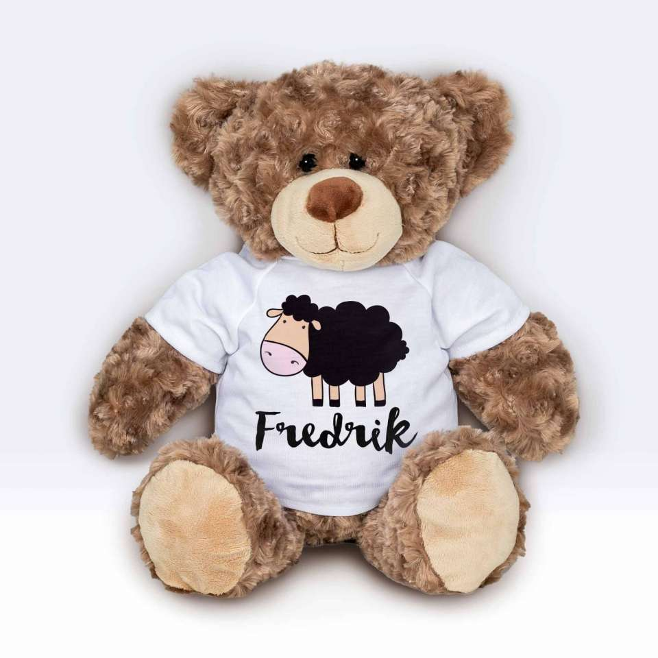 Teddy T-shirt Lamm