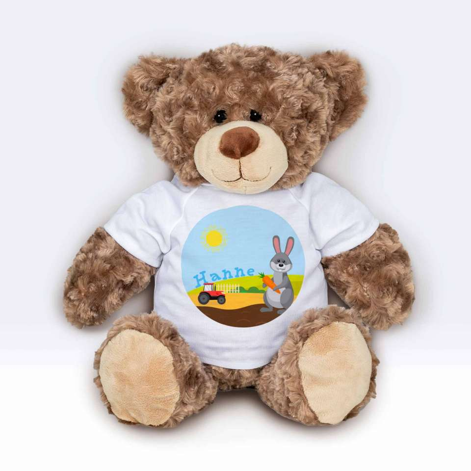 Teddy T-shirt Farm