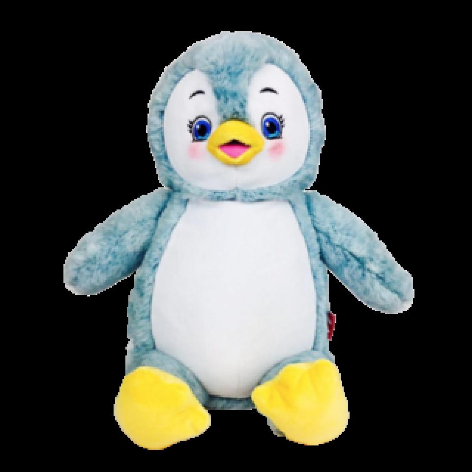 Cubbies Pingvin Signatur