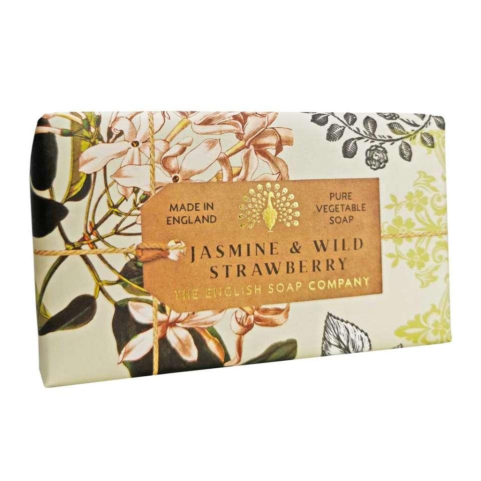 Jasmine & Wild Strawberry Anniversary tvål