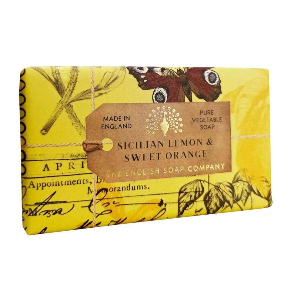 Sicilian Lemon and Sweet Orange Anniversary tvål
