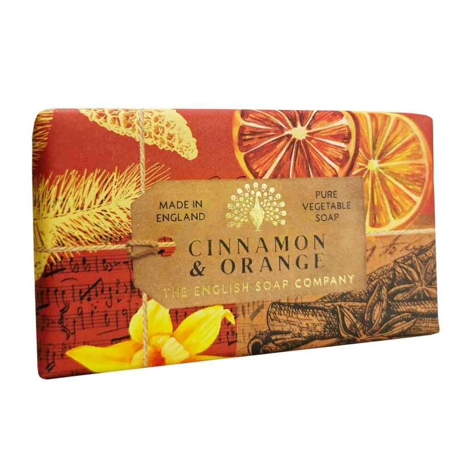 Cinnamon & Orange Anniversary tvål
