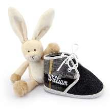 Mina första skor - ett härligt minne till babyn